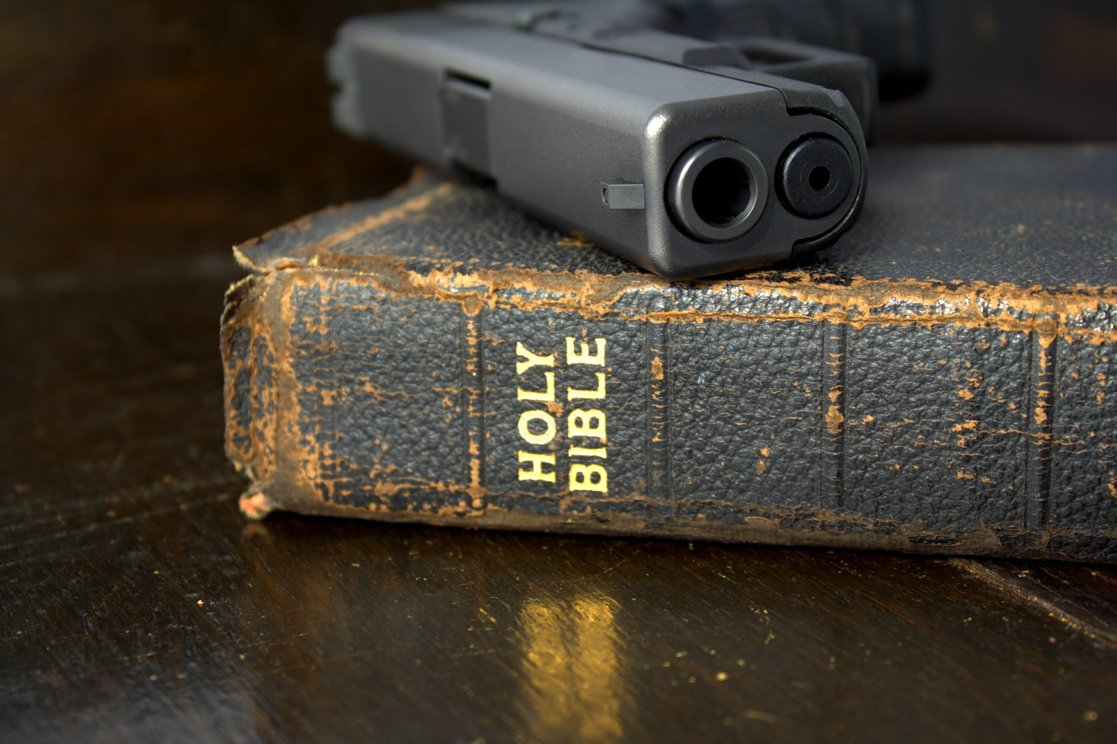 Bible of the Gun