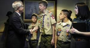 Boy Scouts Self-Castration Leaves Girl Scouts Wondering