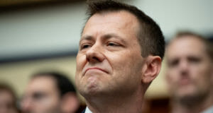 Clinton Supporter And Russia Fake News Architect Peter Strzok Finally Fired From FBI For Misconduct