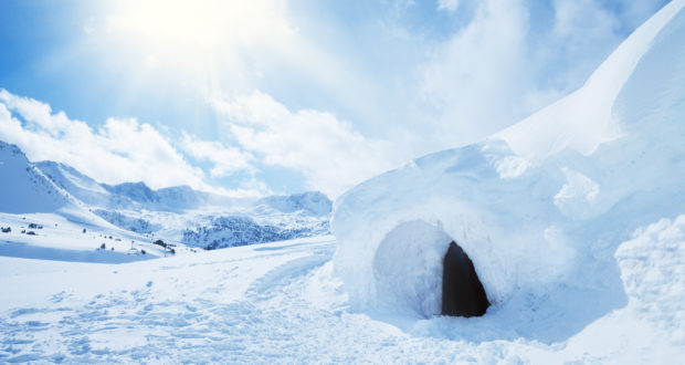 Ice Caves: Surviving Harsh Conditions In A Wild Winter Environment