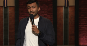 Comedian Kicked Off Campus Stage For Making Unsafe Jokes