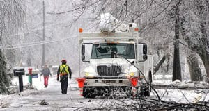 Winter Power Outages Creating Havoc Across The U.S.