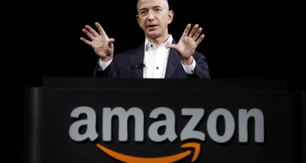 Stunning Report Details How Mighty Amazon Pays No Income Tax